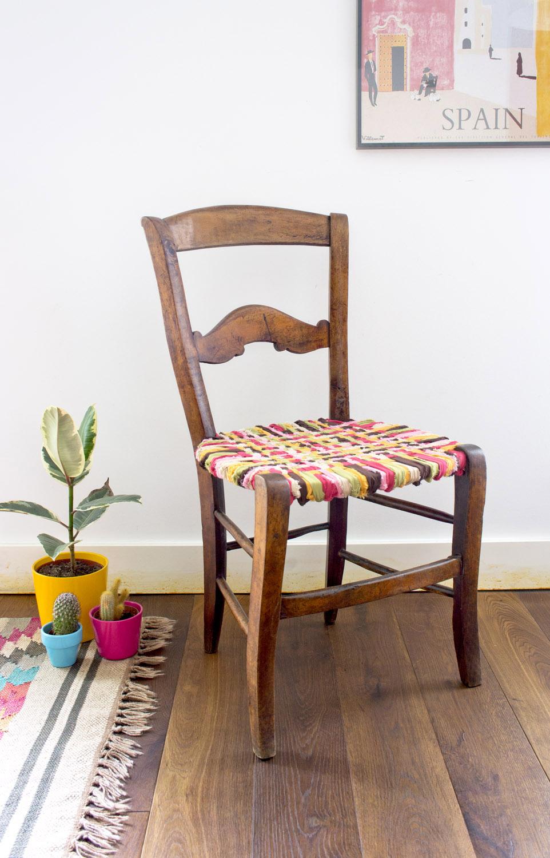 renovar una silla con telas decoraci n online para tu