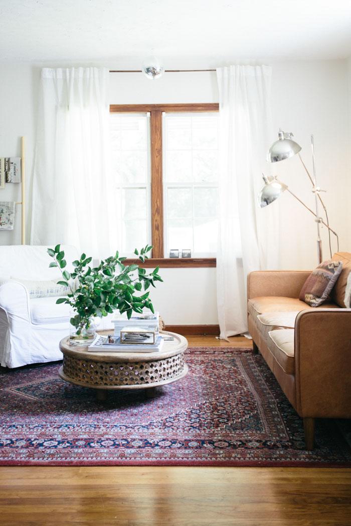 Inspiraci n decoraci n una casa de alquiler que parece un - Decoracion online hogar ...