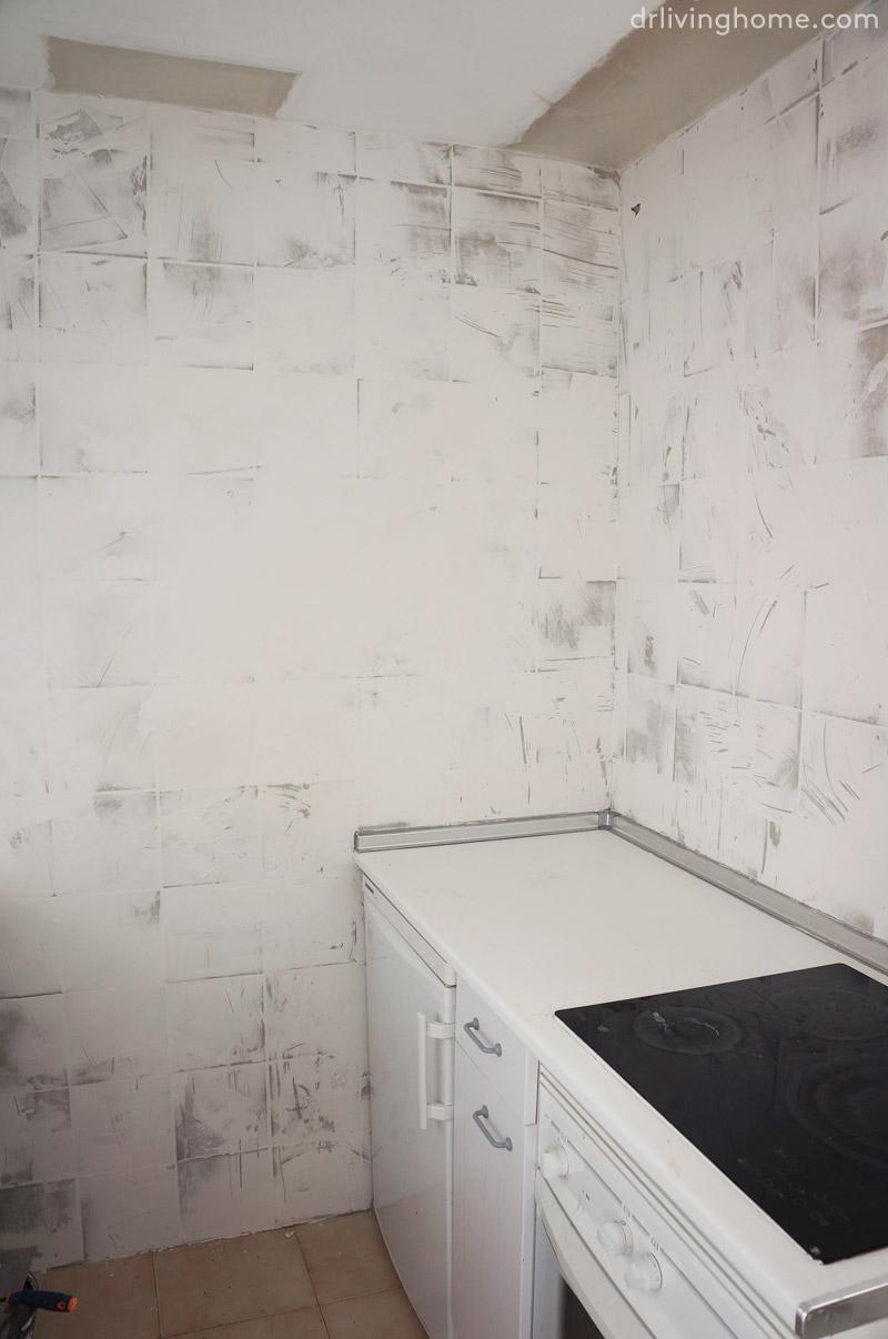 Como limpiar baldosas cocina latest cocinas with como - Como limpiar azulejos de cocina ...