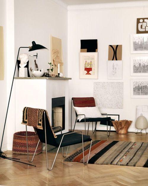 Inspiraci n la decoraci n de mi sal n decoraci n online - Blog decoracion casas ...