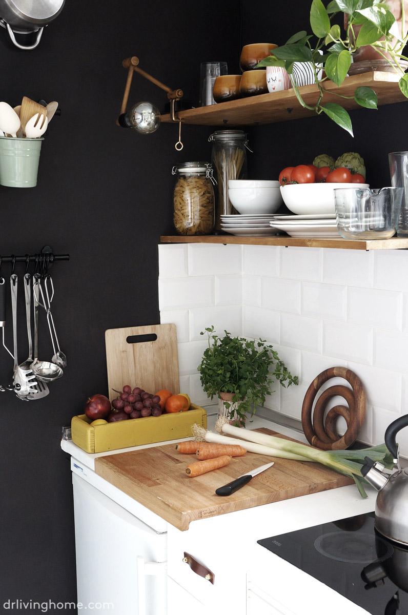 Reformar la cocina sin obras i nuestra peque a cocina - Reformar muebles ...