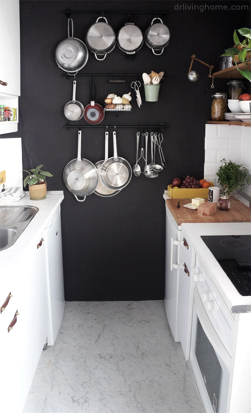 Reformar la cocina sin obras i nuestra peque a cocina for Blog cocina wordpress