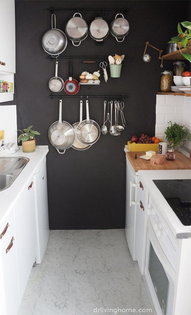 Renovar la cocina sin obras iv colocar suelo vin lico for Como renovar una cocina sin obras