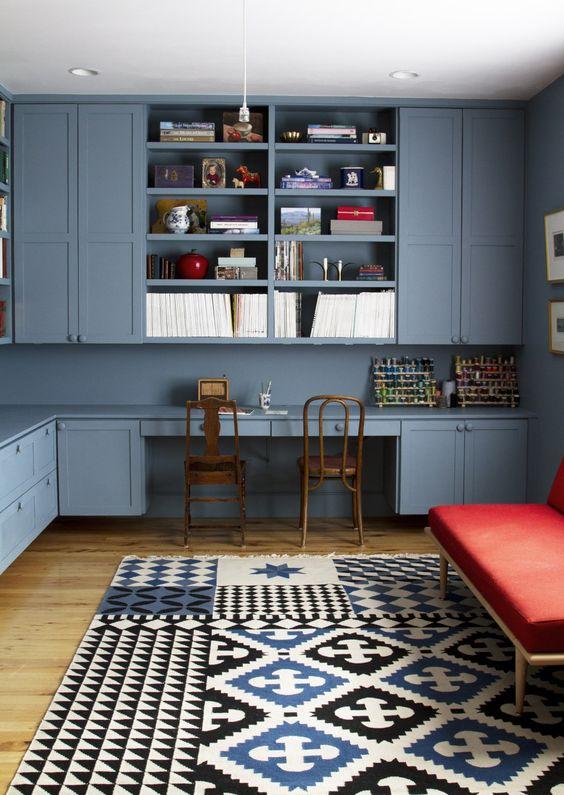 C mo decorar un mueble de sal n antiguo para que deje de - Como pintar un salon pequeno ...