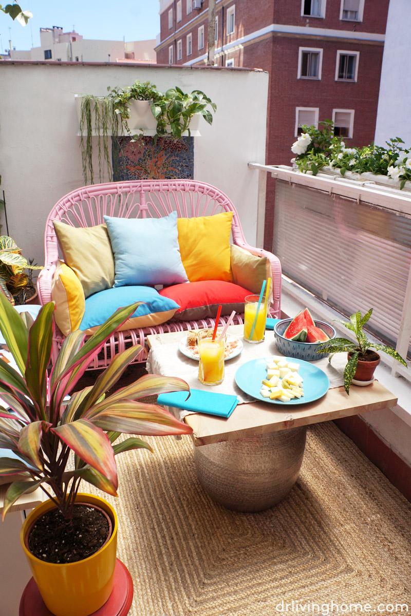 Los c mos y porqu s de la decoraci n de mi terraza for Casa practica decoracion
