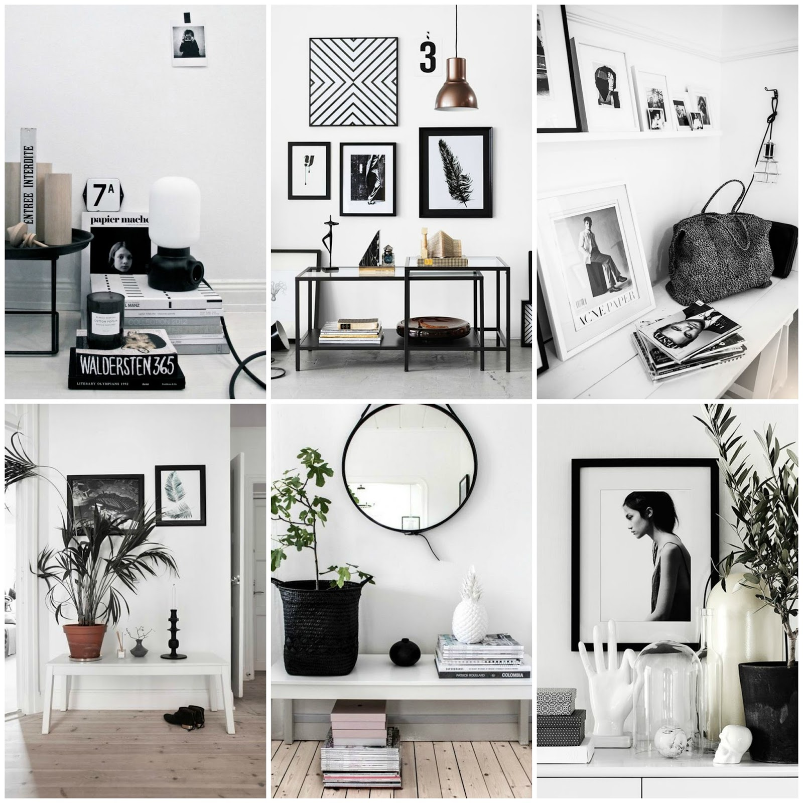 C mo crear un moodboard para tu decoraci n blog - Doctor house decoracion ...