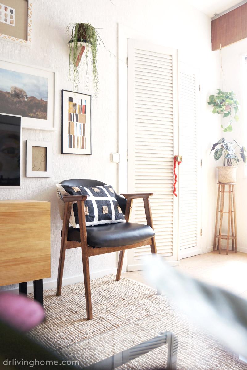 C mo tapizar una silla en piel antes y despu s decoraci n diy decoraci n online para tu casa for Como decorar mi casa nueva