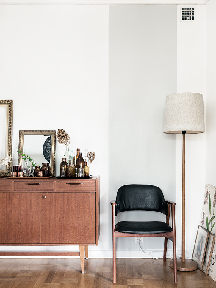 C mo tapizar una silla en piel antes y despu s blog - Tapizar sofa de piel ...