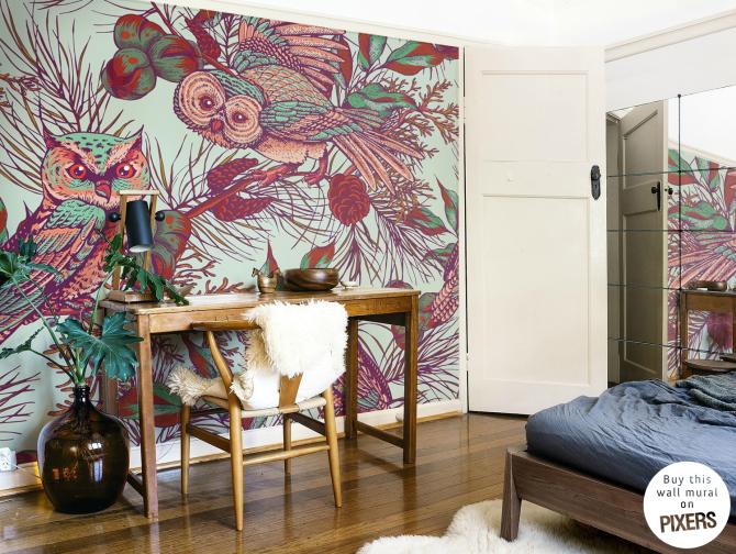 Ideas para decorar tus paredes con PIXERS