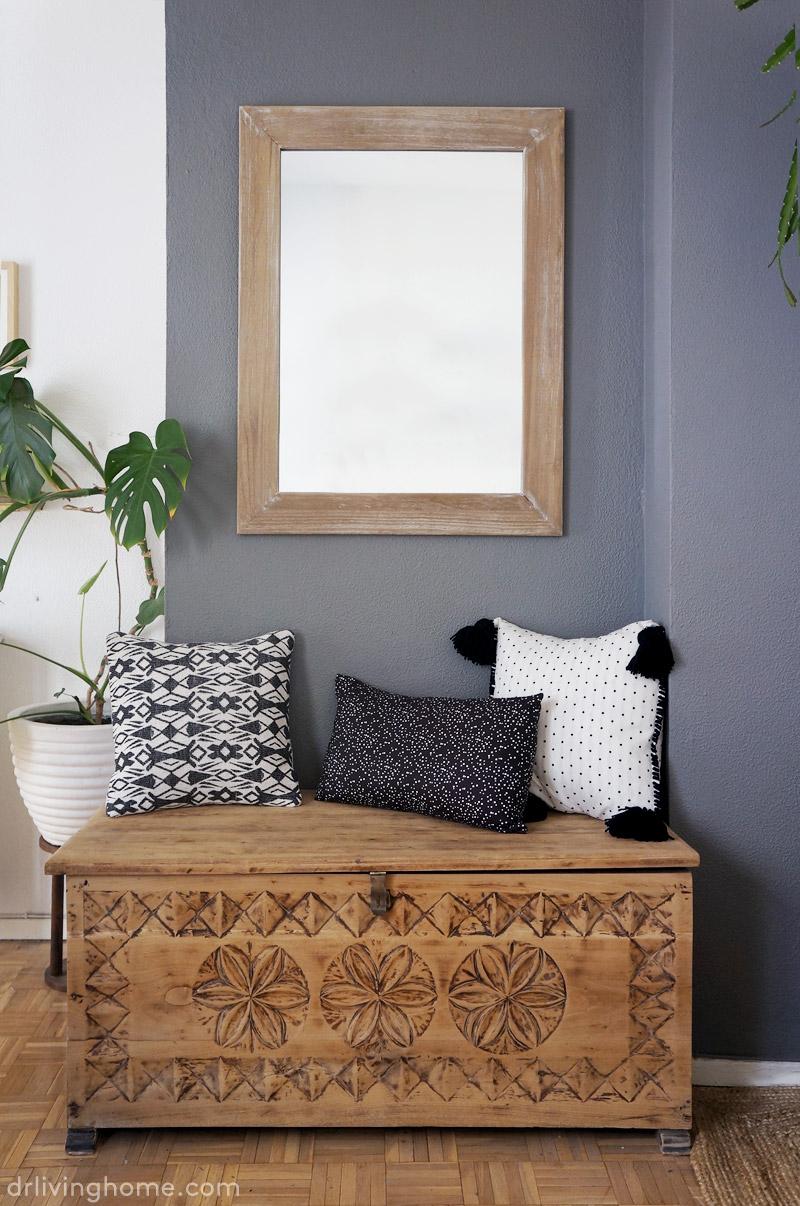 Diy c mo coser cojines sin cremallera decoraci n online - Decoracion on line ...