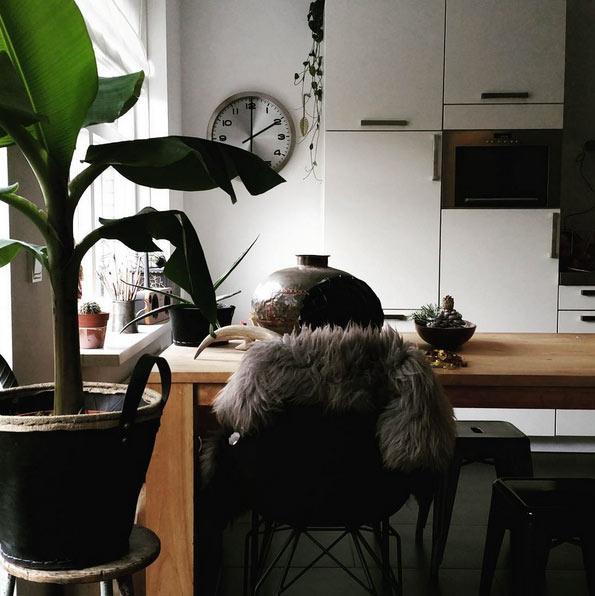 C mo decorar en negro un piso en holanda decoraci n diy - Ideas para decorar un piso ...