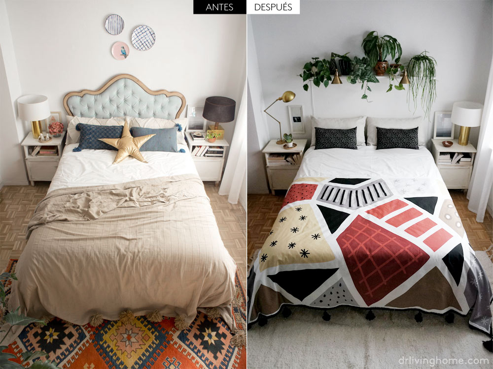Decorar La Cama Con Cojines S O No Blog Decoraci N Y