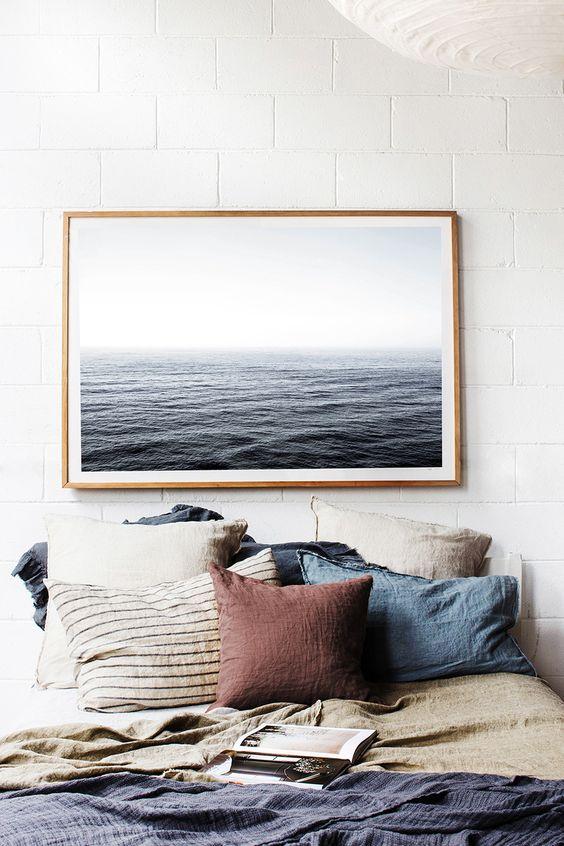 Decorar la pared del cabecero pictures to pin on pinterest - Decorar pared cabecero ...