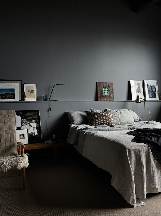 Decorar pared cabecero cama excellent fotomurales ventana - Papeles pintados para cabeceros de cama ...