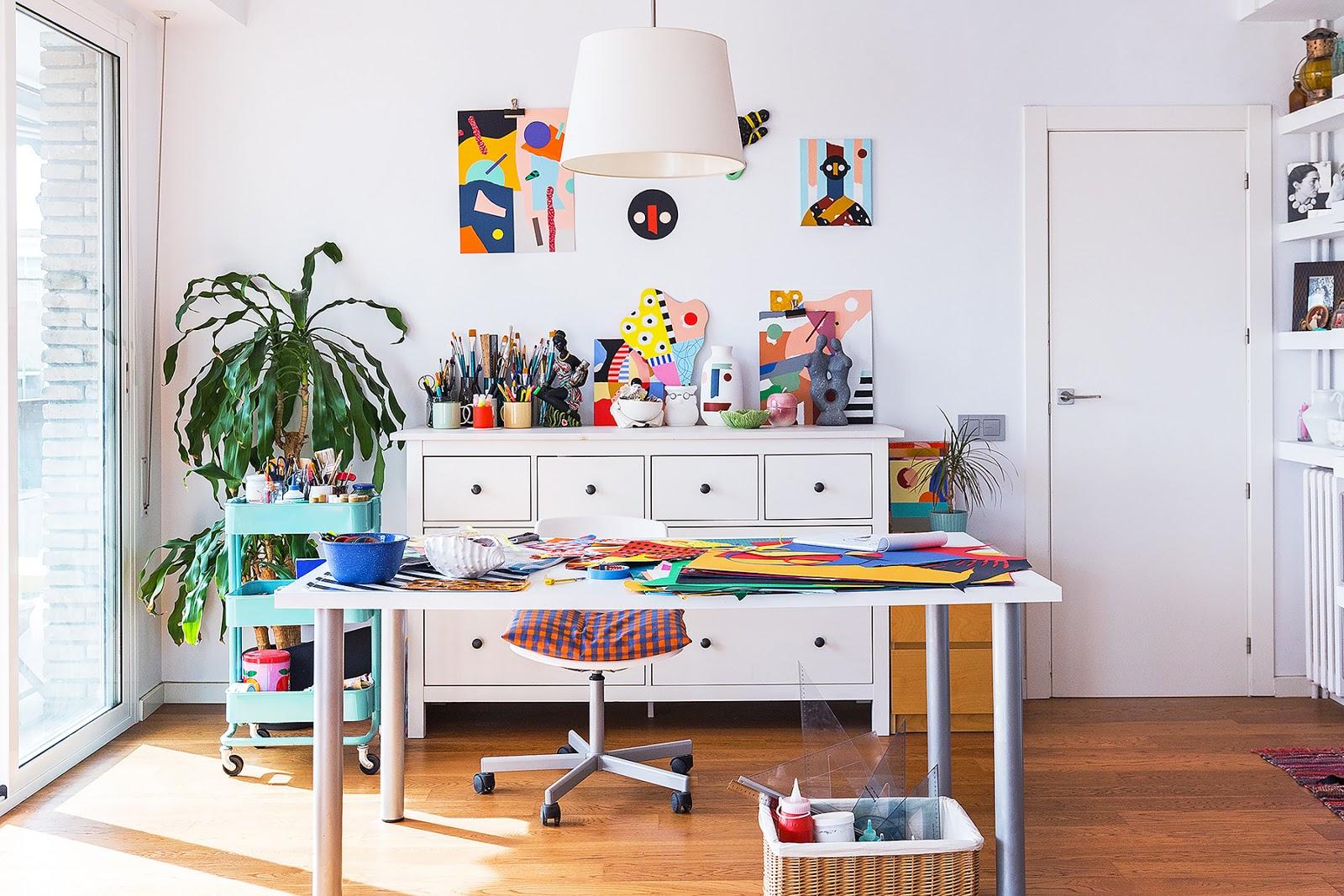 Decoraci n llena de vida en barcelona blog decoraci n y for Casas de muebles en barcelona