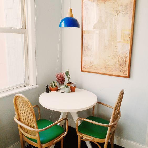 Como decorar un apartamento pequeo free salon comedor for Ideas para decorar un piso