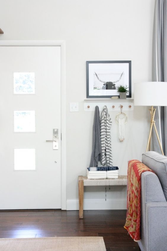 Megapost 50 ideas geniales para decorar un piso peque o - Amueblar piso pequeno ...