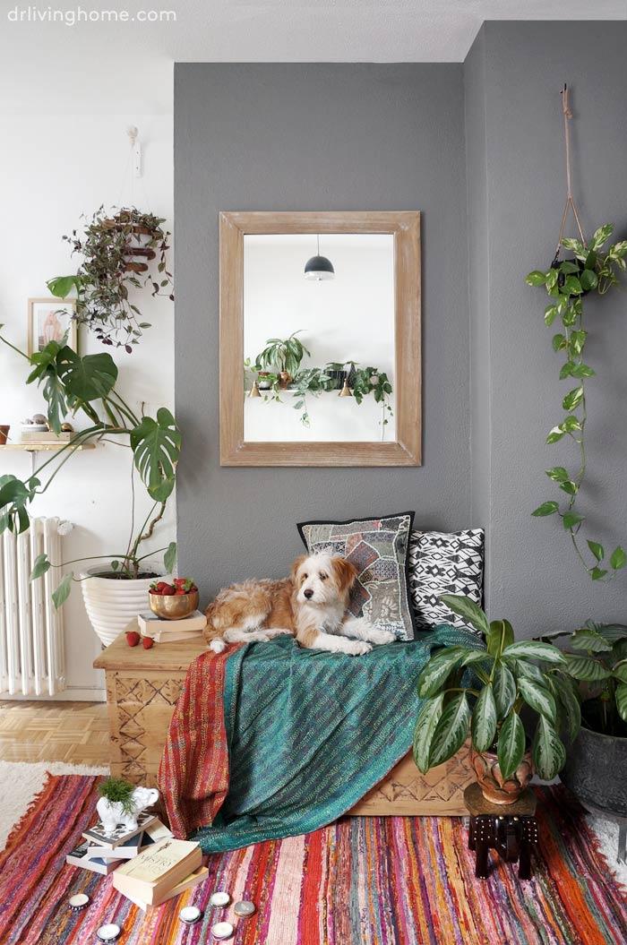 C mo decorar con estilo boho blog decoraci n y diy - Decorar con estilo ...