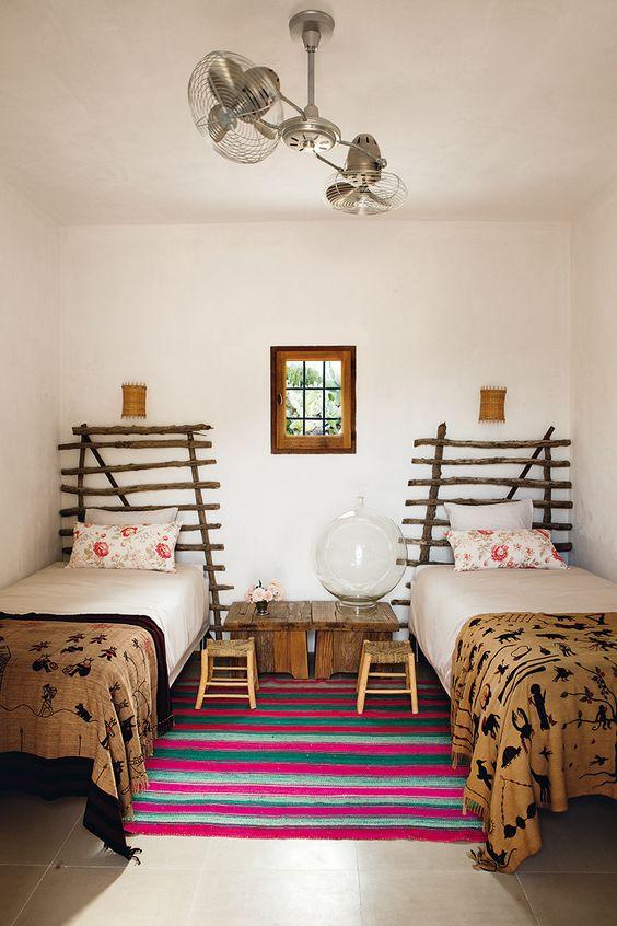 Diy cabecero r stico decoraci n online para tu casa - Decoracion on line ...